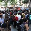 Milers de persones es manifesten en el segon aniversari del 15-M