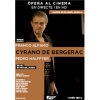 CineBaix retransmite en directo hoy la ópera Cyrano de Bergerac desde el Teatro Real de Madrid