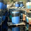 Primer paso para retirar las 2.500 toneladas de residuos químicos abandonados en Santa Coloma de Cervelló