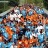 Viladecans realitza una caminada solidària contra la fam