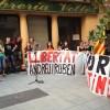 Molins de Rei demana l'alliberament dels vaguistes detinguts i empresonats el 29M