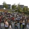 Viladecans va viure ahir una festa reivindicativa contra Eurovegas