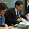Crisi en la coalició de govern entre PP i CiU a Castelldefels