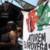 """""""Aturem Eurovegas"""" defensa l'agricultura de proximitat al Mercat de la Boqueria"""