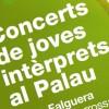 Sant Feliu de Llobregat posa en marxa un cicle de Concerts de joves intèrprets