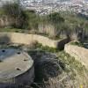 Visita a la bateria antiaèria de Sant Pere Màrtir