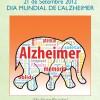 Avui s'inicien els actes commemoratius del Dia de l'Alzheimer a Esplugues