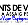 Els castellers d'Esplugues criden a la participació a l'assaig obert d'aquest vespre per aconseguir el 4 de 8