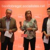 Consternació per la prematura mort de la baixllobregatina Carme Chacón