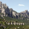 La neu deixa gruixos de fins a 13 centímetres a Montserrat