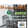 6ª Marxa Muntanyes del Baix Llobregat. Vallirana-Gelida 2013