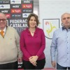Abrera, seu de la fase prèvia del Campionat d'Espanya sub23 de futbol sala