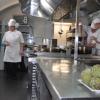 El restaurant pedagògic del Palau Falguera, a Sant Feliu, potencia la cuina de quilòmetre 0