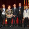 L'Ajuntament de Sant Joan Despí ha atorgat la Medalla de la Ciutat a vuit persones amb una trajectòria destacada a la ciutat