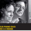 El XVII Festival de Música Clàssica i Tradicional d'Esplugues presenta un concert de piano a quatre mans