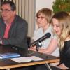 L'escriptora baixllobregatina Núria Pradas, presenta a Andorra la novel•la guanyadora del Premi Carlemany