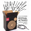 El Festival Altaveu celebra aquest setembre 25 edicions, amb un gran cartell