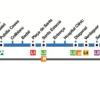 Suspensió del servei a la línia 5 de metro, de Cornellà Centre a Can Boixeres, del 5 al 25 d'agost