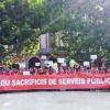 La plantilla de TV3 a Sant Joan Despí, continua mobilitzant-se contra l'ERO a la Corporació