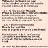 RUA DE CARNESTOLTES (Sant Just Desvern)