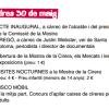 29ª Festa de la Cirera de Santa Coloma de Cervelló