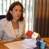 L'alcaldessa Raquel Sánchez reclama mesures per resoldre la perillositat de la carretera de Begues