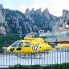 Prohibides les excursions pel massís de Montserrat a causa del risc d'incendi