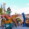La Festa Major de Sant Pere a Gavà arrenca amb el bateig d'una nova bèstia de foc