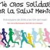 Aquest diumenge 9 d'octubre  Sant Boi acollirà l'11è Cros Solidari per la Salut Mental