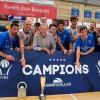 El CB Prat, campió de la Lliga Catalana LEB de Bàsquet