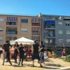 """Unes 300 persones es van apropar diumenge a la calçotada organitzada per l'Ateneu Popular """"La Paparra"""" de Sant Joan Despí"""