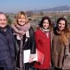Gavà, Sant Boi, Viladecans i Castelldefels reclamen a l'Estat que inclogui el 'Metro del Delta' en la inversió anunciada