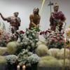 La ruta dels Misteris d'Olesa de Montserrat, acull desenes de visitants