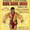 Sant Feliu va acollir aquest cap de setmana el 12è Torneig Internacional d'Arts Marcials Coreanes Kuk Sool Won