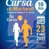 L'agenda esportiva martorellenca recuperarà la popular cursa dels 10 Km el proper 23 d'abril
