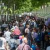 Firesplugues 2017 rep un notable dels comerciants participants