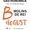 En marxa MolinsBdeGust, amb les millors tapes i menús gastronòmics