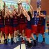 Les noies del Barça CBS de Sant Feliu es proclamen campiones de la Copa Catalunya de bàsquet
