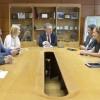 Fomento es compromet a reobrir l'accés a Sant Boi si abans del 30 de juny no se soluciona el reinici de les obres de la C-245