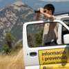 La Diputació de Barcelona engega el dispositiu d'informació i vigilància per a la prevenció d'incendis forestals