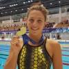 Rècord del món de la baixllobregatina, Núria Marquès, a l'Open Internacional de Berlin de natació