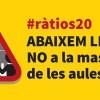 El Fòrum Social del Baix Llobregat alerta que al tancament de curs no queden resoltes les prioritats per a una bona marxa de l'educació