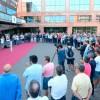 Gavà guarda silenci en memòria del sergent mort en acte de servei