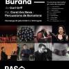 La 4a edició del Festival PAS de Martorell s'acomiada aquest diumenge amb la representació de Carmina Burana
