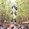 Els Encantats de Begues provaran construccions de set en la jornada castellera de diumenge, en el marc de la Festa Major