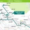 L'ATM licita l'estudi informatiu de l'ampliació del tramvia entre Esplugues de Llobregat i Sant Just Desvern