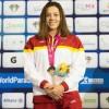 Nou triomf de Núria Marqués als mundials de natació paralímpica de Mèxic