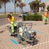 L'Ajuntament de Castelldefels remunicipalitza el servei de zona verda i blava de la platja