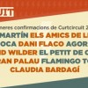 Mayte Martín, Els Amics de les Arts i El Petit de Cal Eril apadrinen artistes com Claudia Bardagí o Intana al Curtcircuit