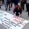 Les treballadores contra la violència masclista al Baix Llobregat apugen el to de la vaga
